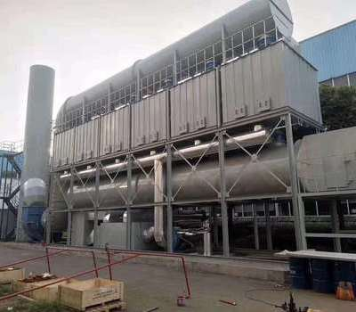 VOCs廢氣處理設備催化燃燒