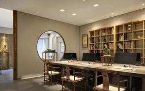 200平米中式辦公室如何裝修?