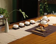 禅茶空间家具