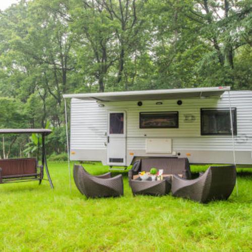 露营地及度假村装备