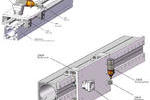 重载矩形桁架导轨,V型导轨,平导轨的介绍