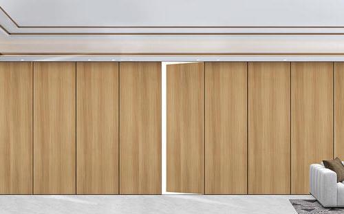 铝蜂窝门-隐框门