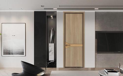 铝蜂窝门-极窄边框