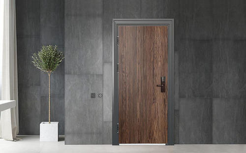 铝蜂窝门-入户门