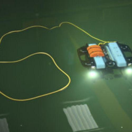 A2I2水下机器人在英国财团试验中获得成功,目标是2021年发射