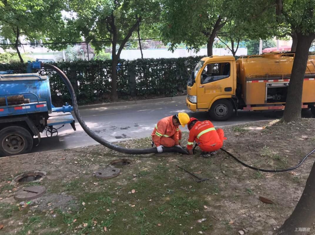 上海化粪池清理