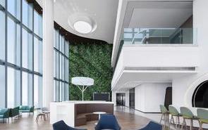 绿色环保办公室这样设计,真不错!