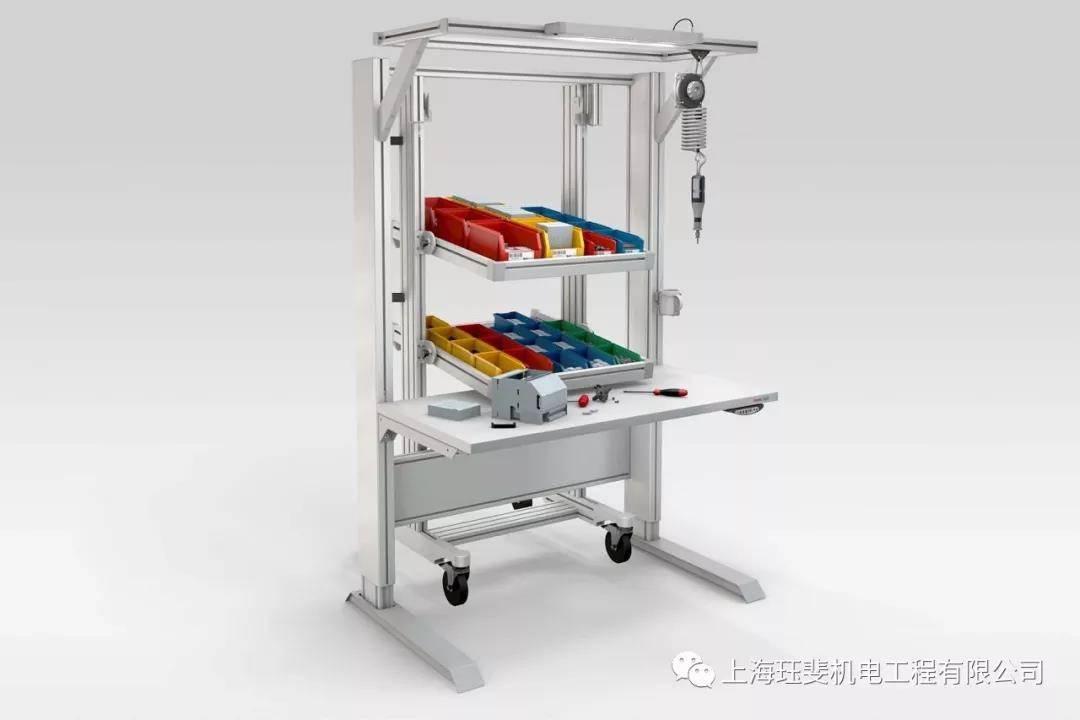 人体工程学的item工作台系统