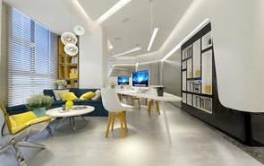 媒体创意公司办公室如何设计?