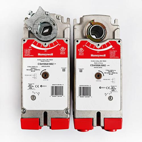 霍尼韦尔电动风阀执行器CS4105A1002 CS4110A1200 CS7510A2008