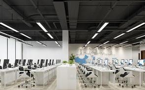 科技感办公室装修风格
