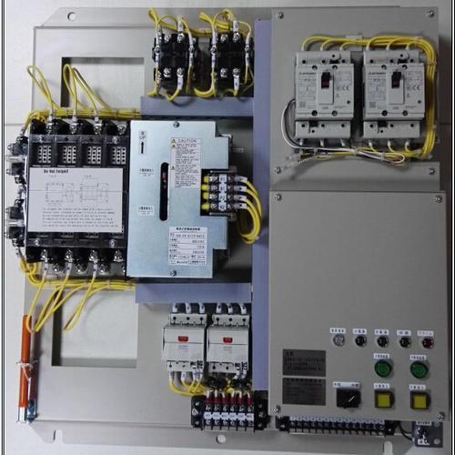 低压双电源切换开关-HTS型