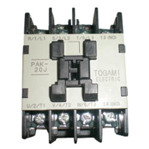 空调接触器TOGAMI日本户上PAK-20J31