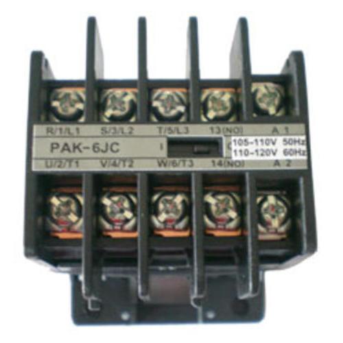 Togami户上品牌PAK-6JC交流接触器