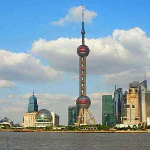 上海东方明珠广播电视塔