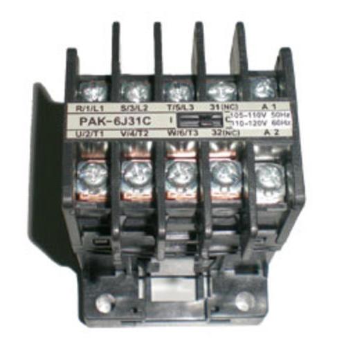 Togami户上品牌PAK-6J31C交流接触器
