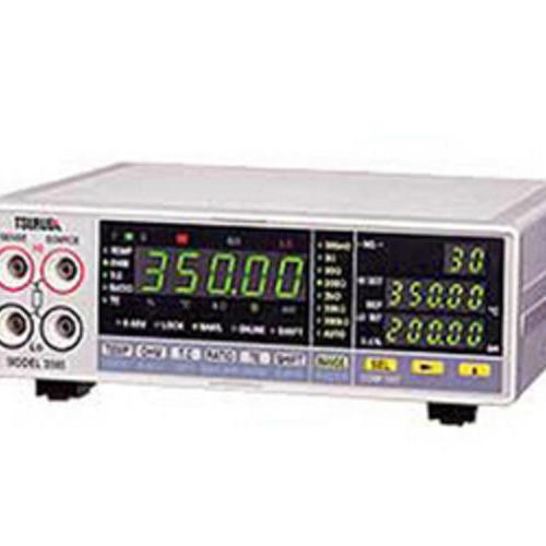 日本鹤贺(TSURUGA)仪器仪表-3565电阻测试仪