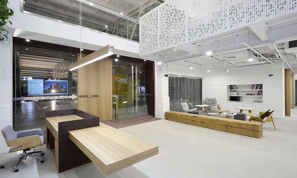 上海办公楼设计
