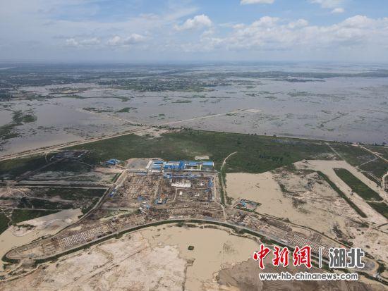 柬埔寨金边国际机场*新航拍