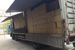512 Pics Dust Filter Cartridges Delivered To Shanghai Port
