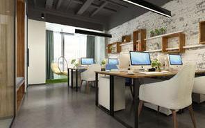 1000平开放办公室设计的注意事项