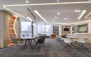 金融公司办公室的装修风格