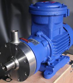 MHP型耐高壓磁力驅動泵