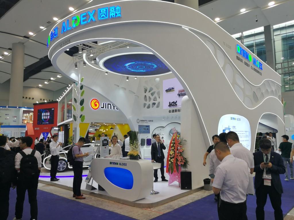 上海展台设计解析其设计的意义以及如何设计