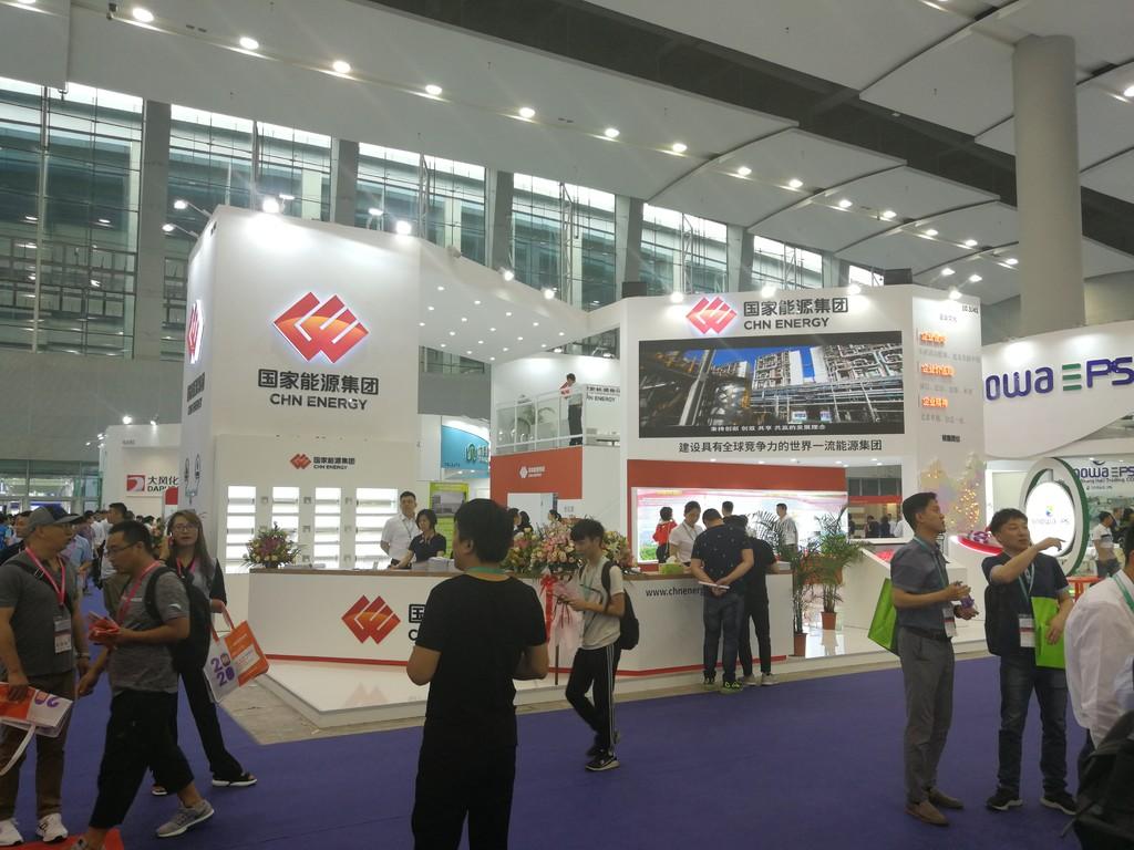 好的上海展台设计能达到事半功倍的效果