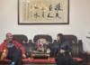 云南省昭通市文旅局长携团队亲赴李也文旅,助推旅游的发展