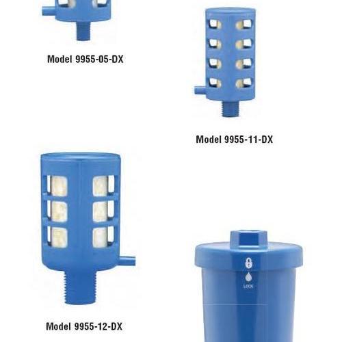 Balston品牌一次性过滤器消音器9955-05-DX
