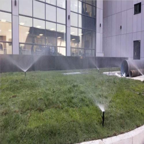 福斯润滑油 - 绿地自动灌溉系统