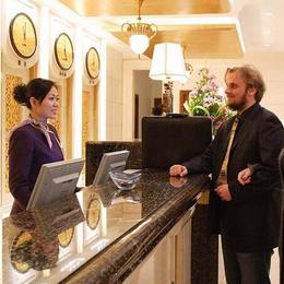 酒店宾馆客房