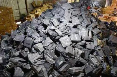 塑料快递包装99%不能有效利用:这个问题有解吗
