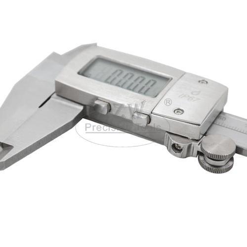 Water Resistant Electronic Digital Caliper, IP67 Metal Cover