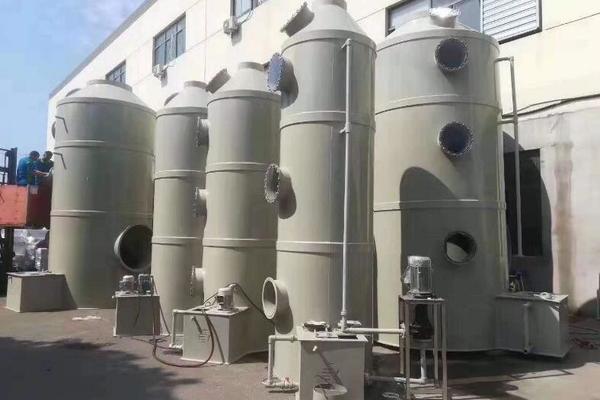 喷淋塔-生物除臭设备