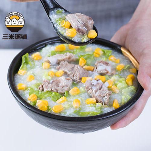 玉米排骨粥