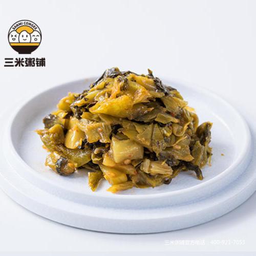 鲜椒泡酸菜