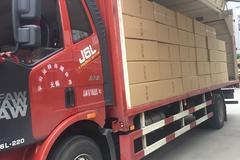 340 Gas Turbine Inlet Air Filters Transported to Shanghai Port