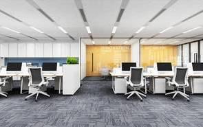 2020年受欢迎的简约型办公室装修设计