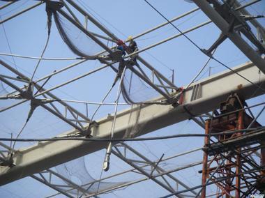 钢结构安装问题