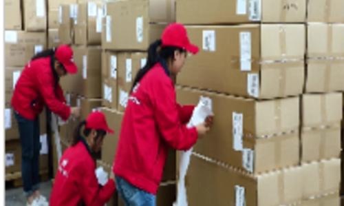 上海FBA头程发纺织品到美国SMF3仓库