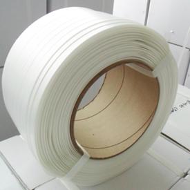 纤维打包带聚酯柔性纤维打包带高强度涤纶打包带包装扎带