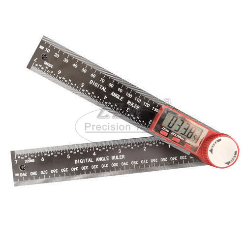 360° LCD Display - Electronic Digital Protractor Angle Finder
