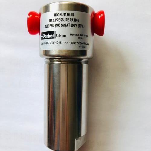 美国parker旗下Balston品牌不锈钢过滤器91S6