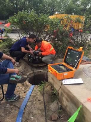 上海管道CCTV检测