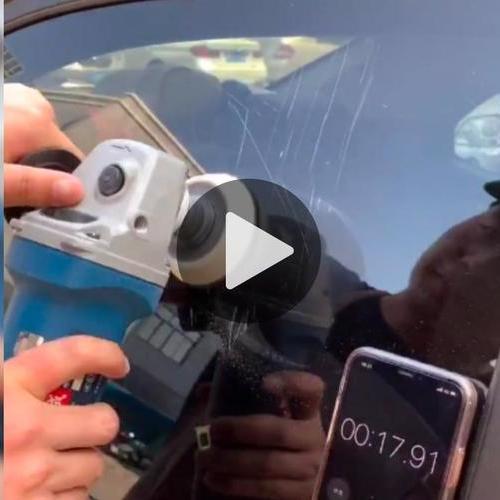 深度汽车玻璃划痕修复