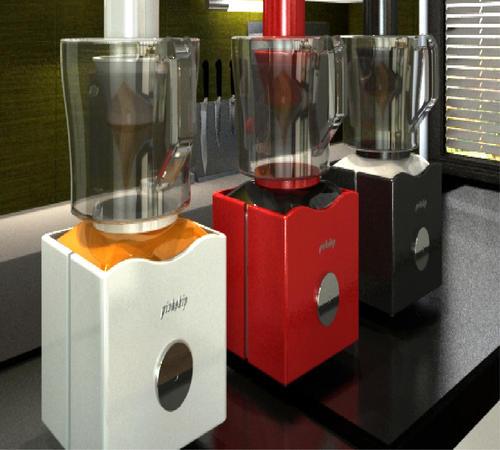 多功能榨汁機