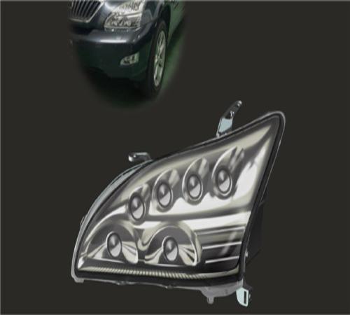 汽車LED車燈