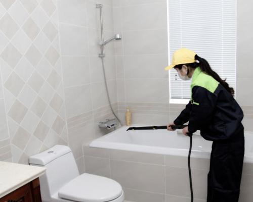 居家保洁:::清洁浴缸及保持浴缸的光亮
